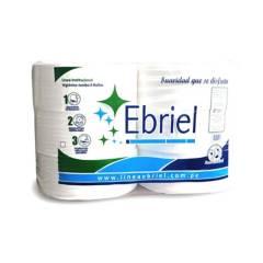 Ebriel - Papel Higiénico U/H 500mt por 6 Rollos