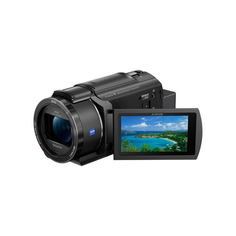 SONY - Cámara de video FDR AX43 sensor CMOS Exmor R