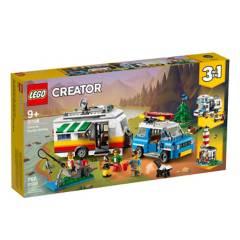LEGO - Lego 31108 Vacaciones Familiares en Remolque