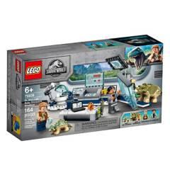 LEGO - Laboratorio Del Dr. Wu: Fuga De Los Dinosaurios Bebés