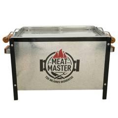MEAT MASTER - Caja China Master Galvanizada Chica