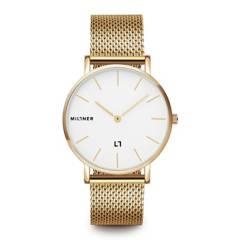 MILLNER - Reloj MILLNER Mayfair · Gold Acero Mujer