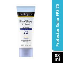 NEUTROGENA - Bloqueador Ultra Sheer FPS70