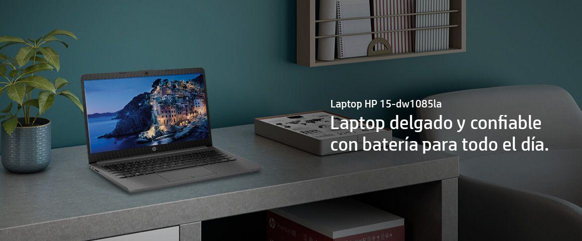 Laptop HP 15-dw1085la
