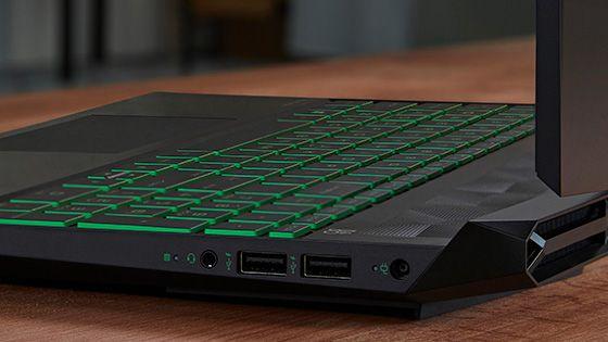 Laptop HP Pavilion Gaming 15-dk1031la