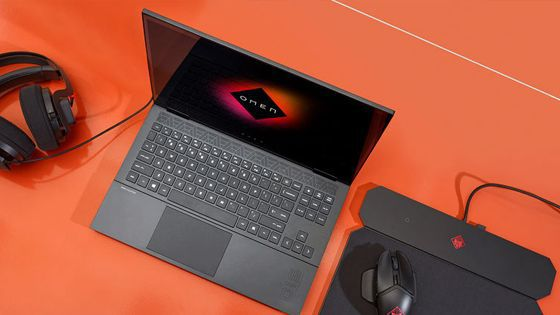 Laptop OMEN 15-en0002la con procesador AMD Ryzen® H y gráficos NVIDIA®