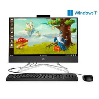 "HP - All in One HP 24-df1001la Intel Core i5 1135G7 4GB 1TB HDD 23.8"""