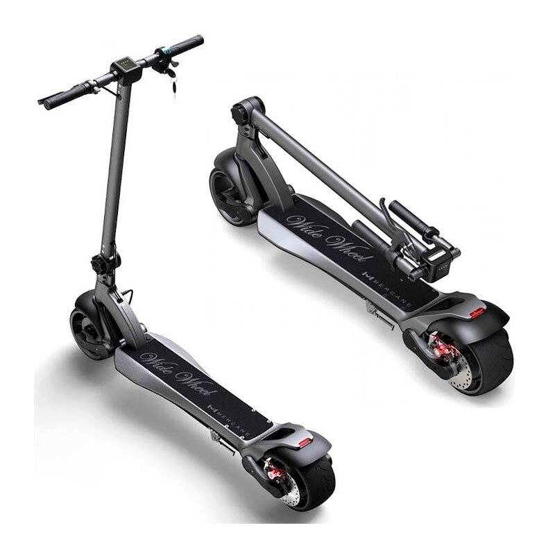 MERCANE - Scooter Eléctrico WideWheel