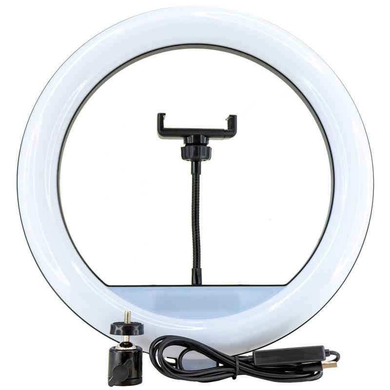 SM - Aro LED 30 cm con trípode