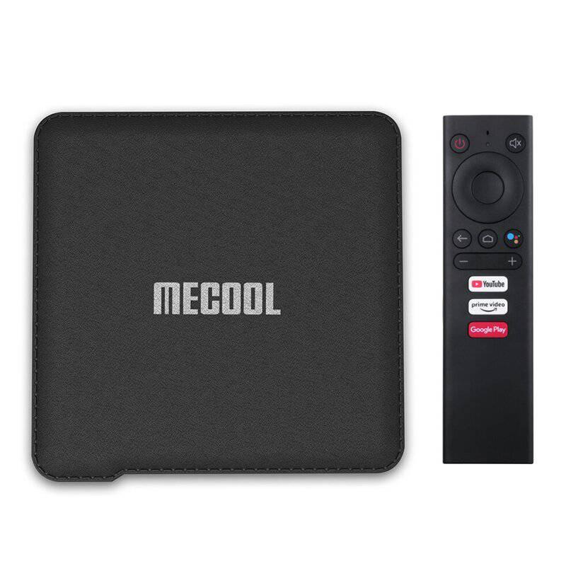 ATP - Android TV Box certificado por Google KM1 4GB