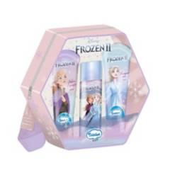 TUINIES - Mochila Frozen Shampoo 3en1+Jabón Líq+Colonia