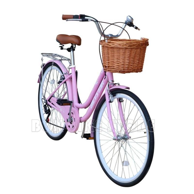 BOXBIKE - Bicicleta Vintage Aro 26