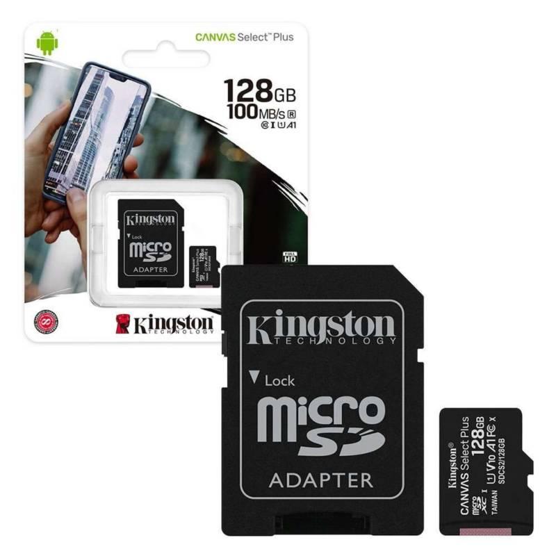 Memoria micro sd 128gb clase 10