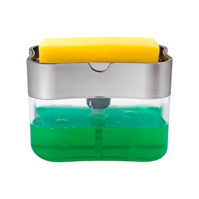 GENERICO - Dispensador de detergente líquido para esponja