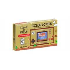 NINTENDO - Consola Game and Watch Super Mario Bros