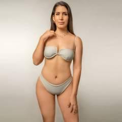 SMILE PRETTY - Conjunto de bikini Mujer
