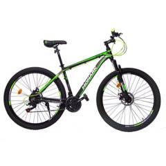 "Monark - Bicicleta Monark Epic Aro 29"" Negro Verde"
