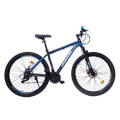 "Monark - Bicicleta Monark Epic Aro 29"" Negro Azul"