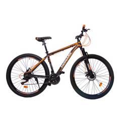 "Monark - Bicicleta Monark Epic Aro 29"" Negro Naranja"