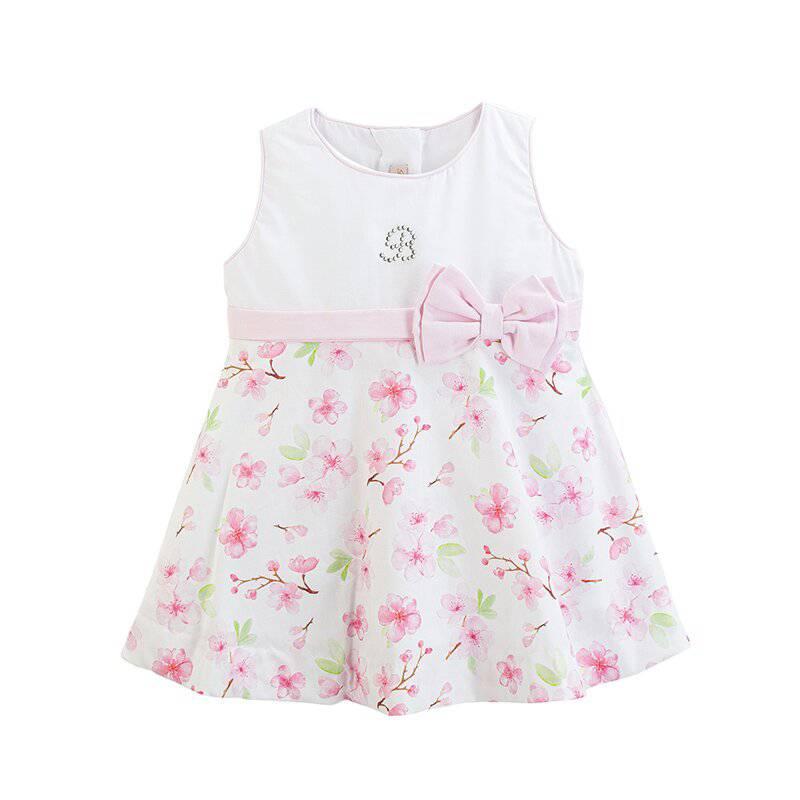 BABY CLUB CHIC - Vestido Niña