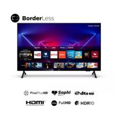 "PHILIPS - Televisor 43"" FULL HD Smart TV 43PFD6825"