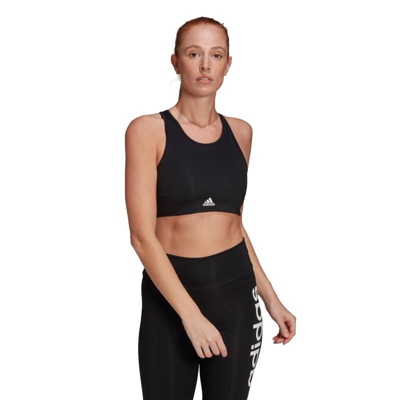 Adidas - Top Deportivo Mujer Training Designed2Move 3-Stripes