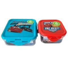 DISNEY - Pack Herméticos 500 ml y 290 ml Cars