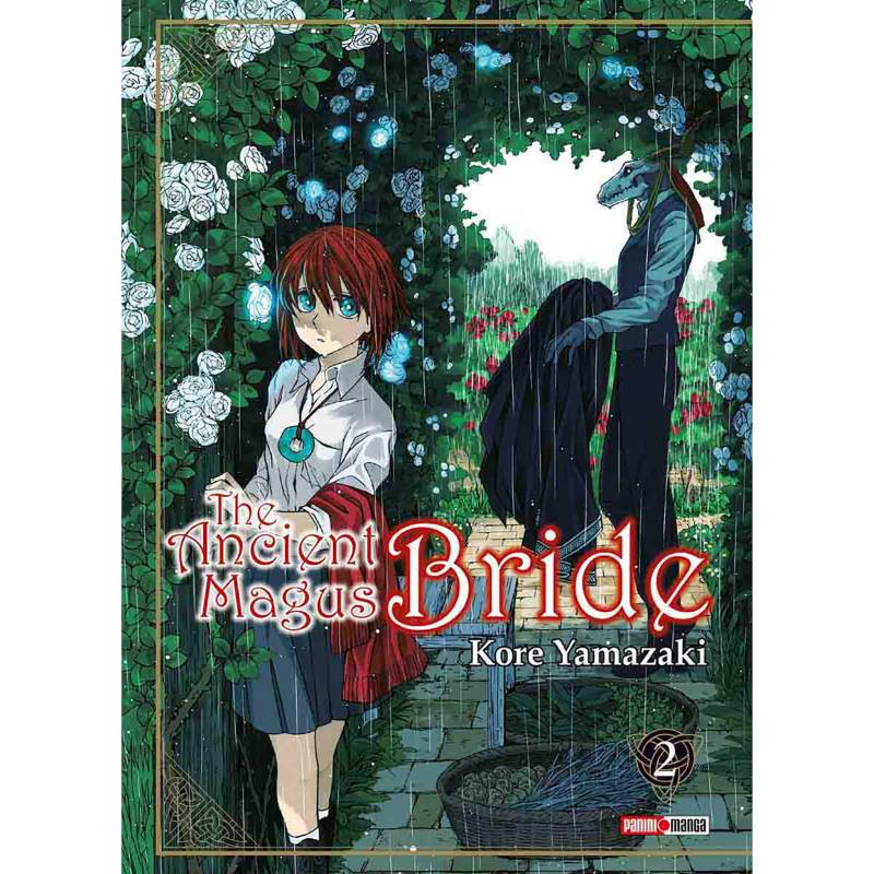 PANINI - The Ancient Magus Bride 2