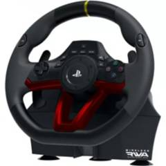 HORI - timón Racing Wheel Apex RWA Wireless PS4