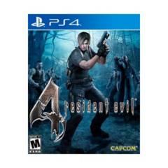 3RAS PARTES - Videojuego Resident Evil 4 - PS4