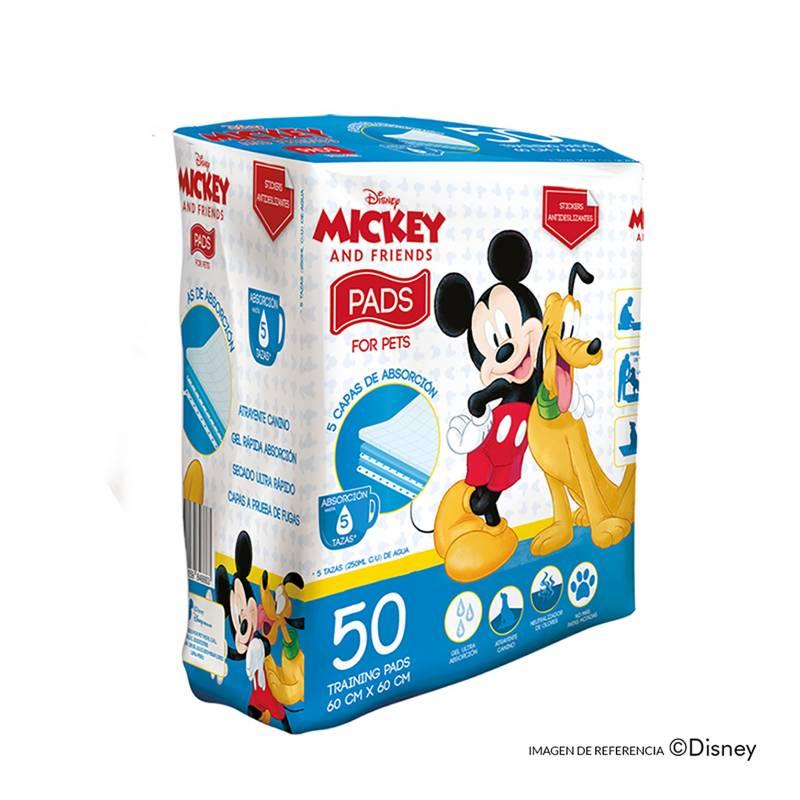 DISNEY - Pads de Entrenamiento para Perros Disney 50und