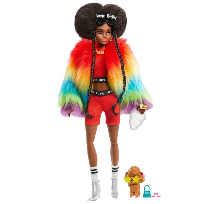 BARBIE - Muñeca Barbie Fashionista Extra