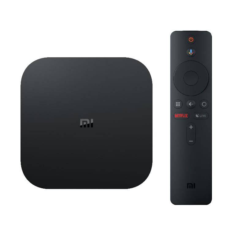 XIAOMI - Mi Box  Ultra HD 4K Streaming Chromecast
