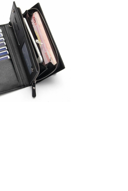 CADI - Billetera de Cuero Elegante