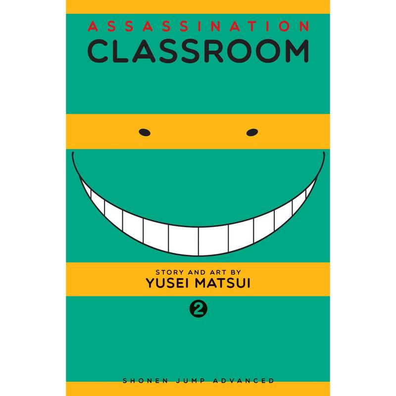 PANINI - Assassination Classroom N.2