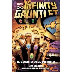 PANINI - Infinity Gauntlet