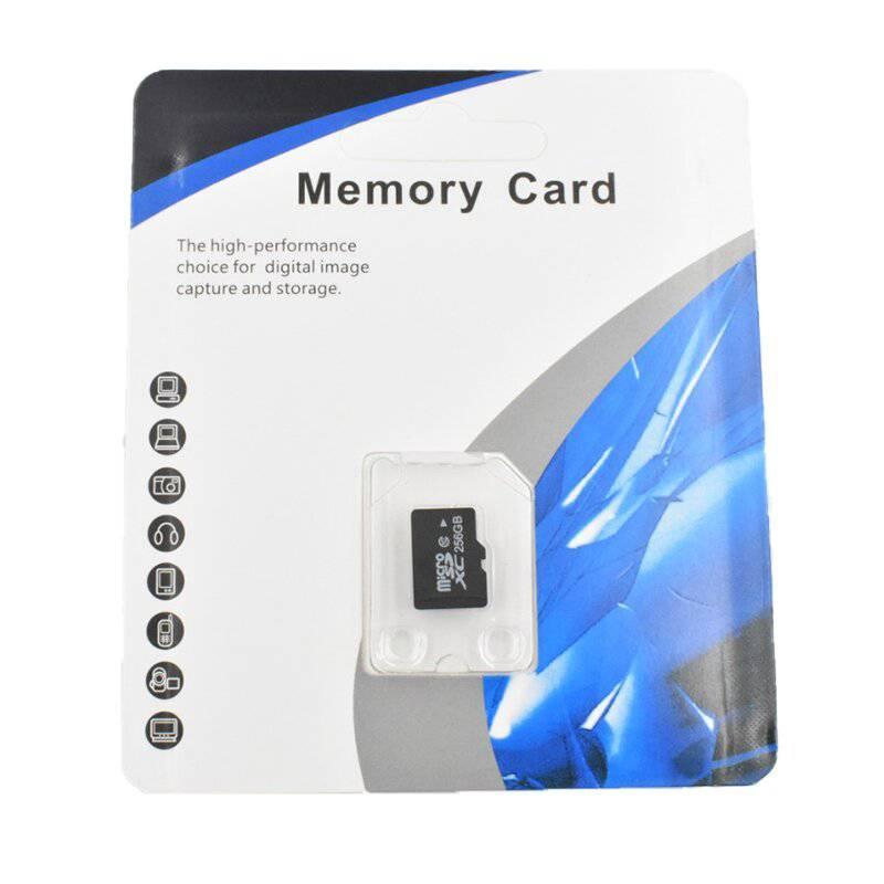 Memoria Micro SD 256GB Clase 10