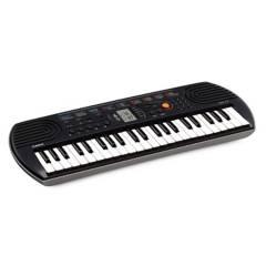 CASIO - Organo Electrónico SA-77AH2-ADAP Negro