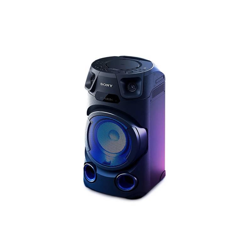 SONY - Equipo de Sonido Sony MHC-V13 Bluetooth y Karaoke