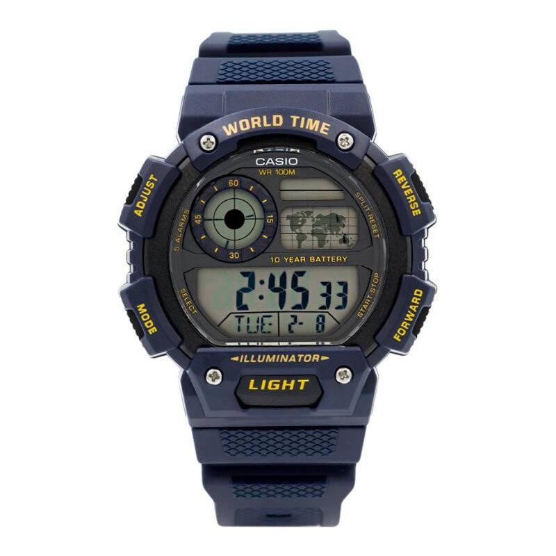 CASIO - Reloj Digital Hombre Resina