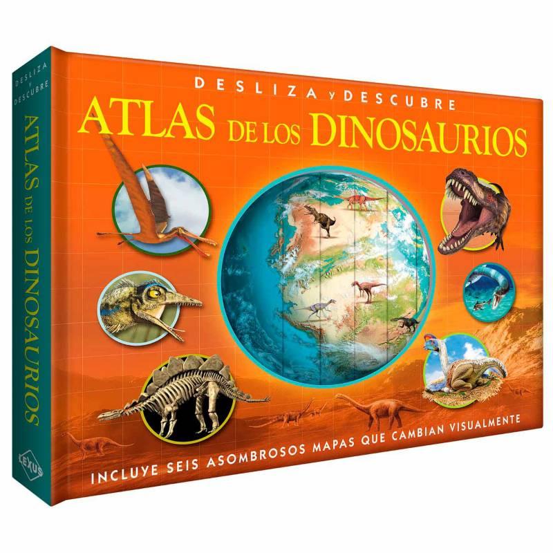 LEXUS - Atlas de los Dinosaurios