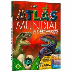 LEXUS - Atlas Mundial de los Dinosaurios