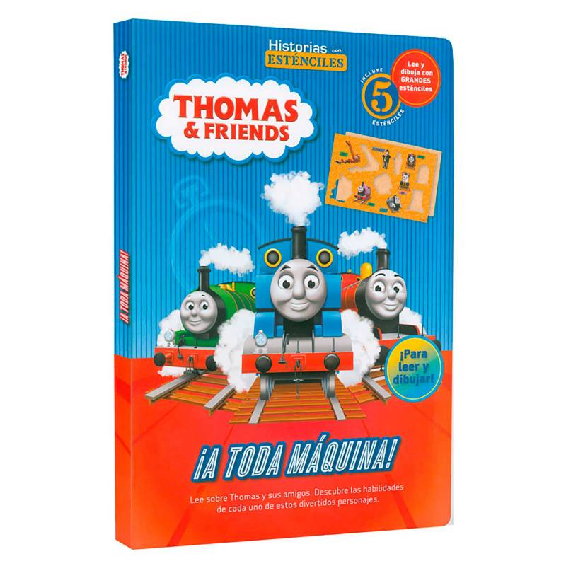 LEXUS - Thomas & Friends ¡A Toda Máquina!