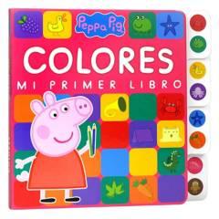 LEXUS - Peppa Pig, Colores
