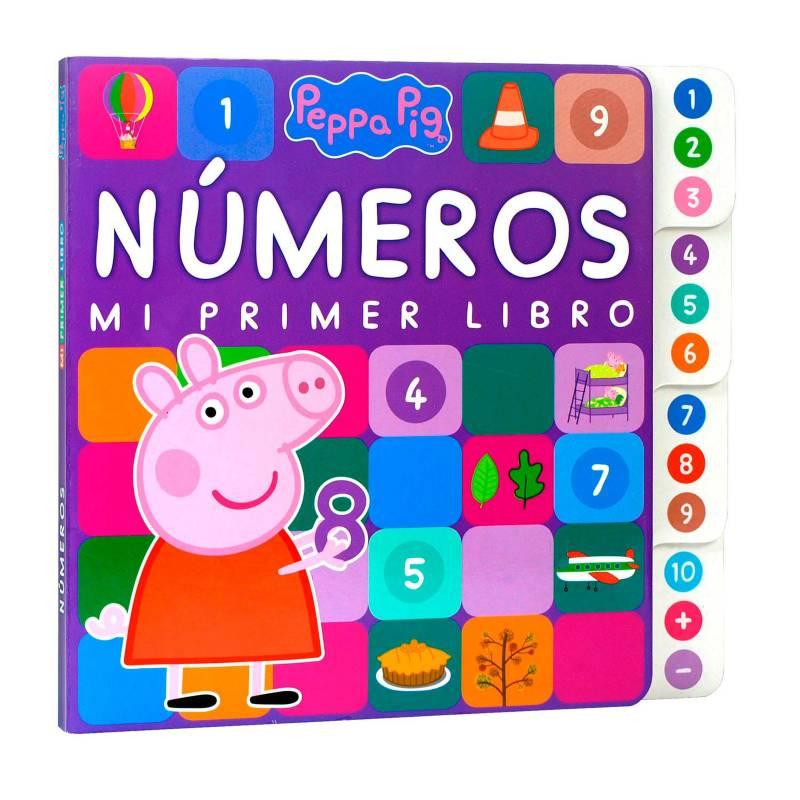 LEXUS - Peppa Pig,Números