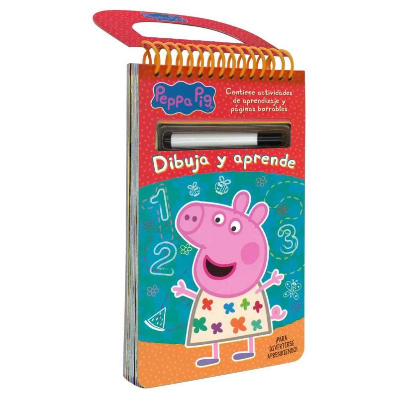 LEXUS - Dibuja y Aprende - Peppa Pig