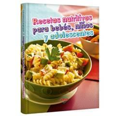 LEXUS - Recetas nutritivas para Bebés, Niños y Adolescentes