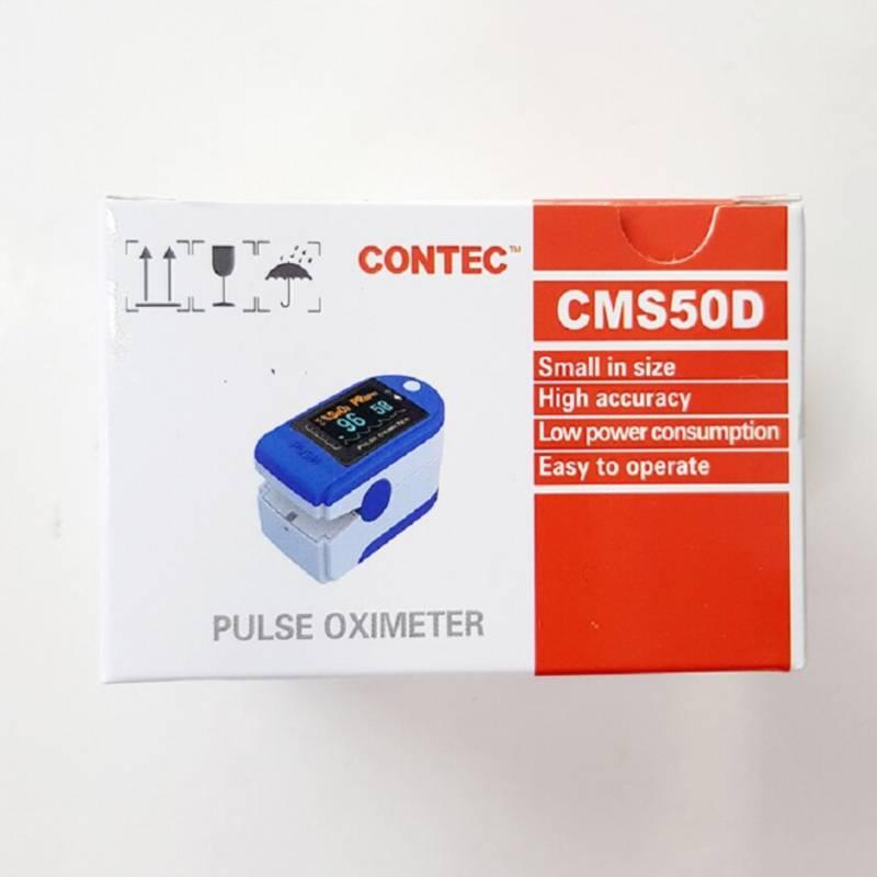 CONTEC - Oxímetro+ 1 MASC KN95 LIVEMASK