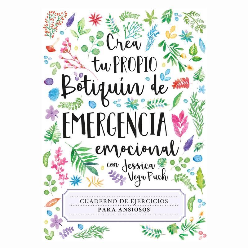 PLANETA - Crea tu propio botiquín de emergencia. Cuaderno de ejercicios