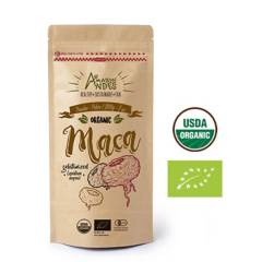 AMAZON ANDES - Maca Mix Gelatinizada en polvo 200gr